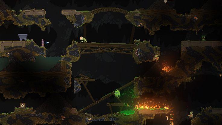 Imagine um game em que cada pixel presente na tela pode ser explodido, queimado, derretido e sofrer todo tipo de destruição possível. Pois essa é a proposta de Noita, um interessante indie game que…