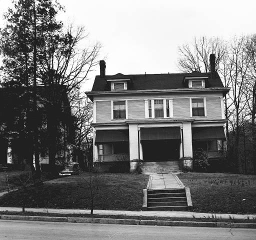 Peachtree Circle 168 Lane Brothers Photographs Photo Ca 1940s