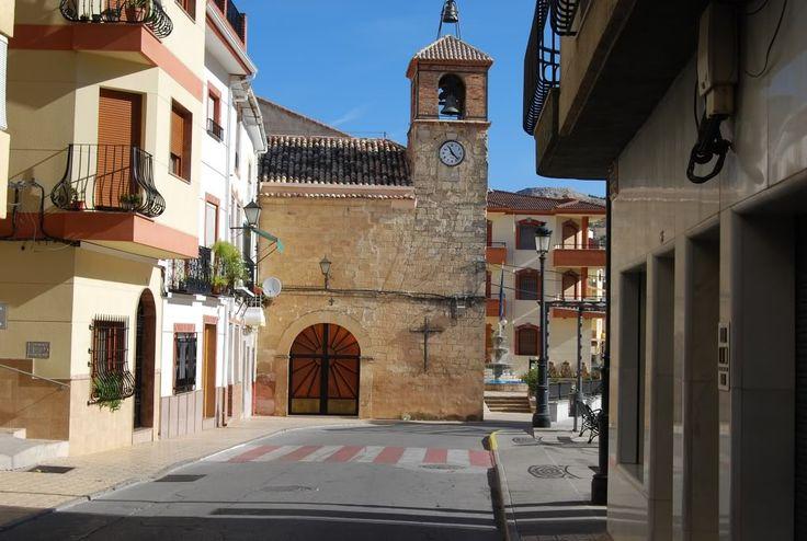 Fuensanta de Martos Jaén.