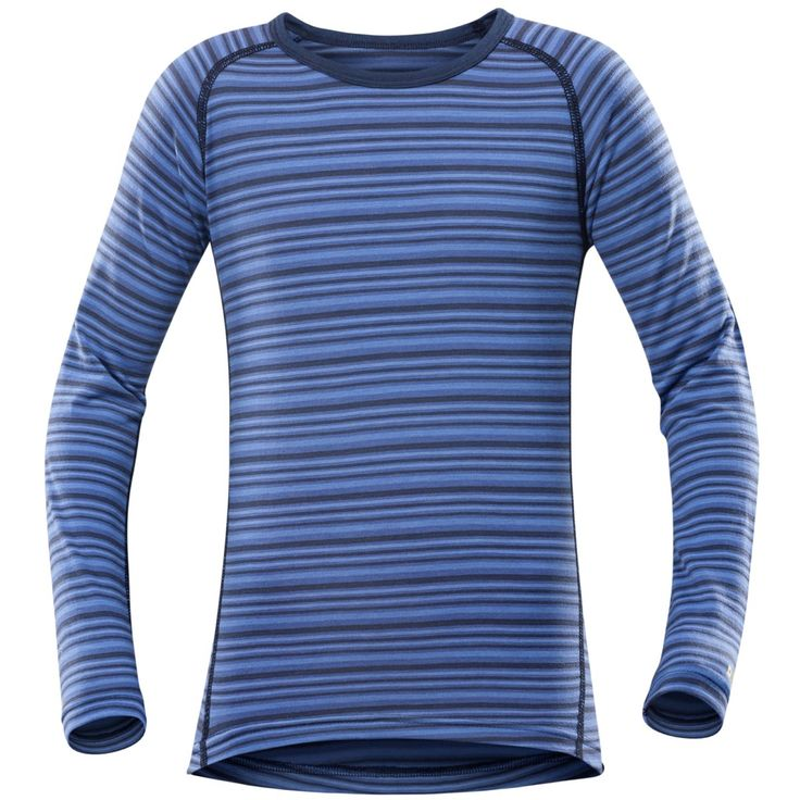 Breeze Kid Shirt Twilight Stripe 2 Ønsker genser og bukse str. 4 år