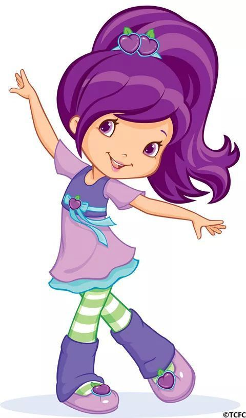 Strawberry Shortcake And Dora The Explorer: