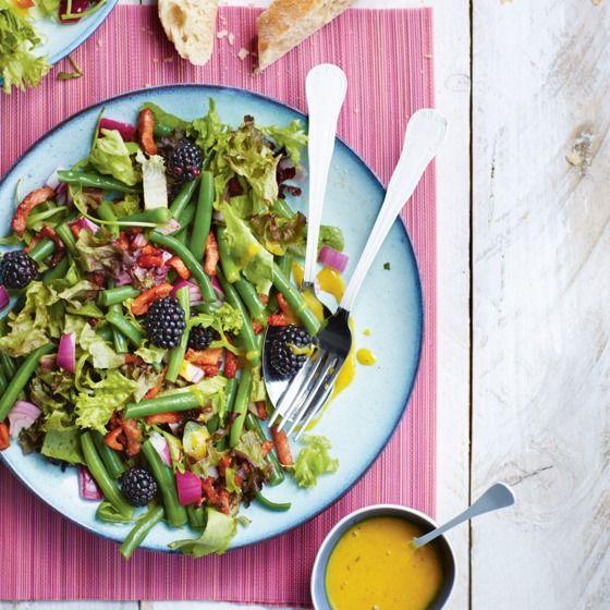 Lekkere lichte salade, serveer met wat ciabatta. #salade #recept #JumboSupermarkten