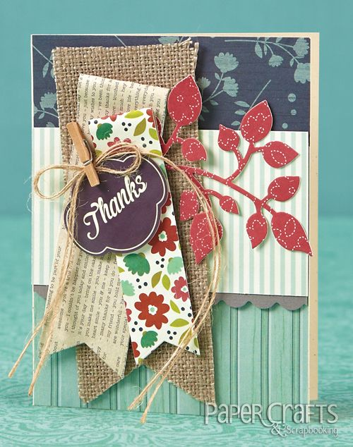 219 best thank you cards images on pinterest homemade cards kathy martin paper crafts scrapbooking card creations vol m4hsunfo Images