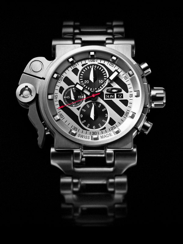 Elite Full Metal Jacket Watches - Oakley Official Site