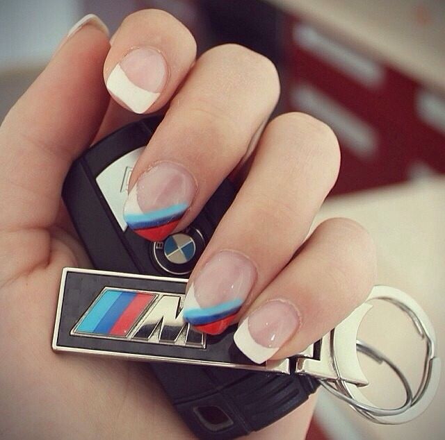 Repin this #BMW nails pin then follow my BMW board for more pins