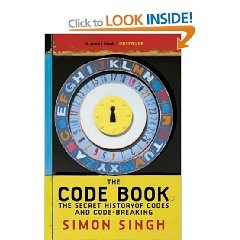the code book by simon singh essay Buy the code book: the secret history of codes and code-breaking new ed by  simon singh (isbn: 8601404218859) from amazon's book store everyday.