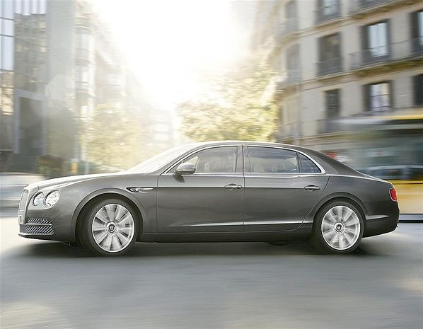 Is the 2013 Bentley Flying Spur any more refined inside? - New Bentley Flying Spur goes after S-Class >> by Saintrop.com, the Nirvanesque Cote d'Azur.