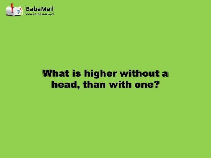 8 tricky Riddles | Riddles & Quizzes - BabaMail