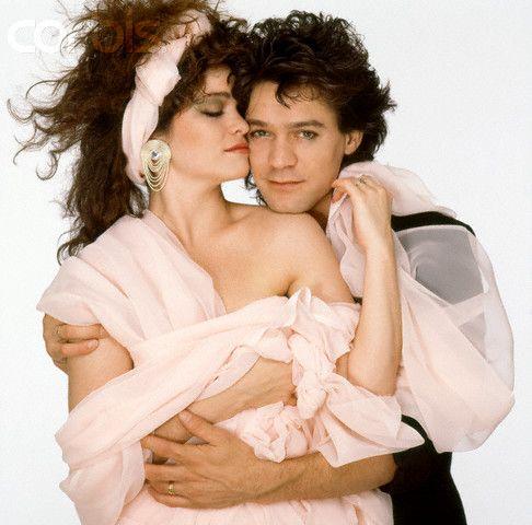 17 best hot valerie vitale2 images on pinterest eddie for How long were eddie van halen and valerie bertinelli married