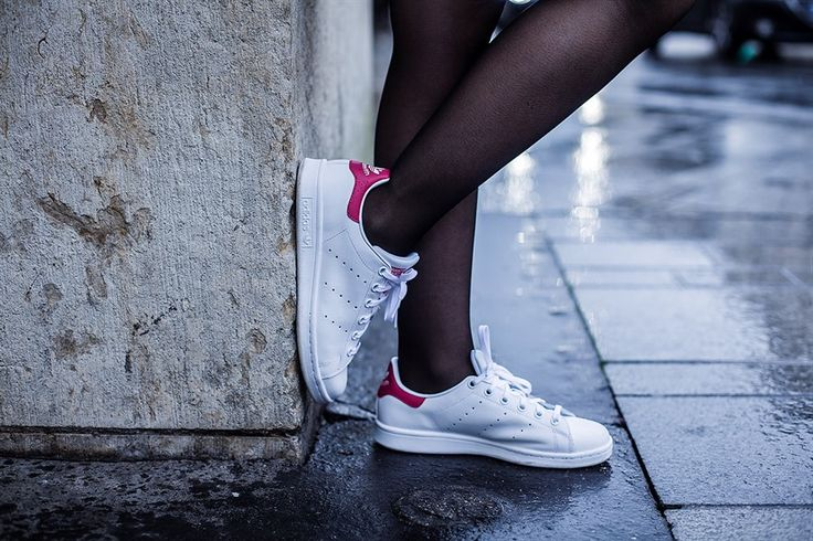 #blog #mode #femme #stansmith #sneakers