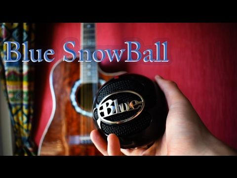 Review Blue Snowball Microphone
