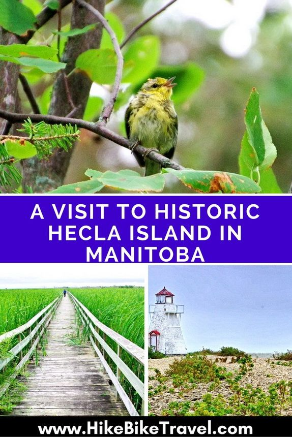 A Visit to Hecla Island in Manitoba