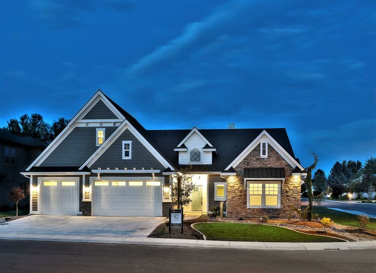 Top 23 ideas about Custom Homes by Clark & Co Homes on