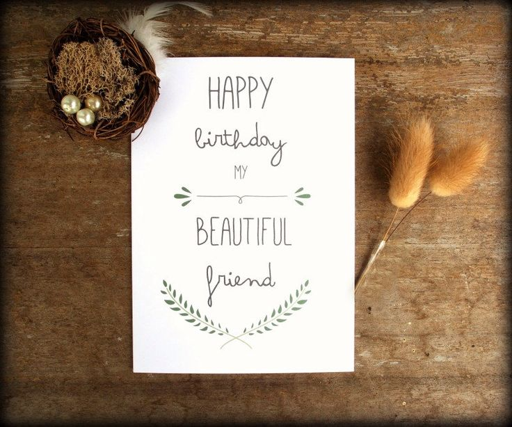 The 25 best Happy birthday best friend ideas – Happy Birthday Card Best Friend