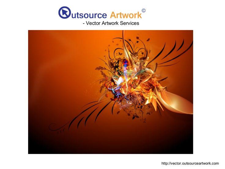 vector-artwork-services by Outsource Artwork via Slideshare