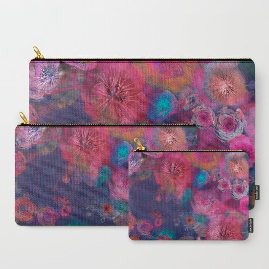 Flower carpet(59) Carry-All Pouch