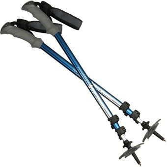 Black Diamond Equipment Contour Elliptic Shock Compact Trekking Poles - Anti-Shock (For Women)