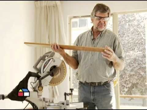 ¿Cómo instalar un piso flotante de madera sólida? - YouTube