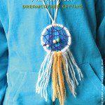 Maak zelf een dromenvanger ketting