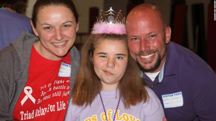 """Bethany Thompson, 11, survived cancer but couldn't live with the bullying over its aftereffects.  If your child is being bullied- advice from this mother who's 11 year old just committed suicide due to school bullying """"In hindsight, Fuecht said she didn't get mad enough; to parents she said, """"Call them, call them every day if you have to and eventually they'll be tired of hearing from you and actually do something."""""""