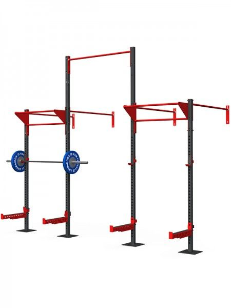 Wall Mounted Rig - Concept 05 - RAW Fitness Equipment