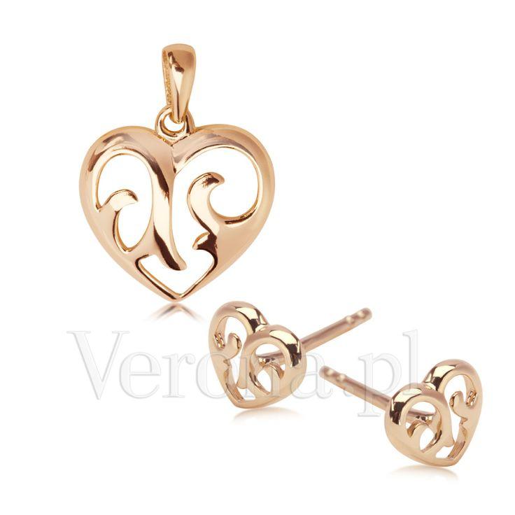 Komplet Świąteczny Złoty / www.Verona.pl/komplet-swiateczny-zloty / BUY: www.Verona.pl/komplet-swiateczny-zloty-9093 / #christmas #Verona #buyonline #cheapandchic #perfectgift #gift #giftsideas #buy #online #silver #gold #pretty #style #classy
