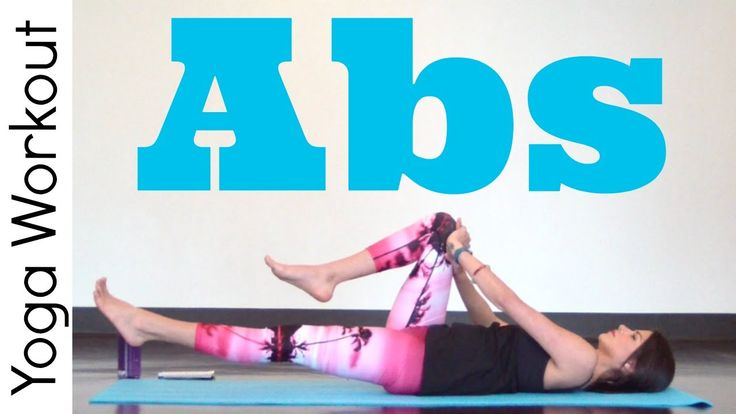 Abs - Power Yoga Workout