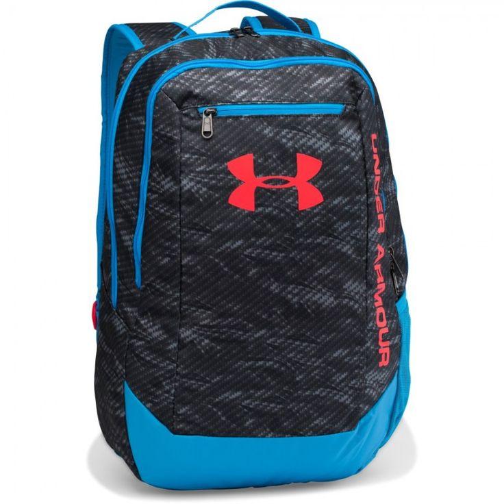 Sportovní batoh Under Armour Hustle, skvělý na fitness i do školy