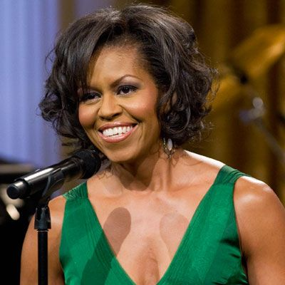Michelle Obama- Curly cuts by Johnny Wright  http://theybf.com/2013/02/27/exclusive-johnny-wright-personal-hairstylist-to-first-lady-michelle-obama-talks-making
