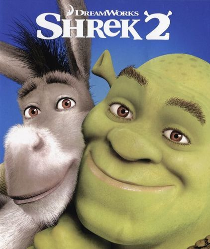 Shrek 2: With Movie Money [2 Discs] [Blu-ray/DVD] [2004]