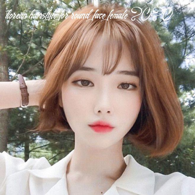 Pin By Mio Hazuki On Korean Style Bangs Hairstyles With Bangs Korean Hairstyle Korean Bangs Hairstyle