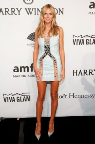 Heidi Klum's advice for young models on how to book the best jobs