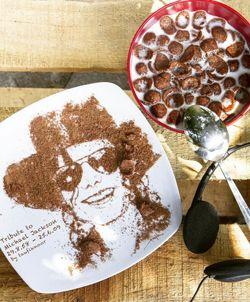 Karya Seni Super Keren Yang Terbuat Dari Makanan Dan Minuman http://www.perutgendut.com/read/karya-seni-super-keren-yang-terbuat-dari-makanan-dan-minuman/2593 #Food #Kuliner #Indonesia