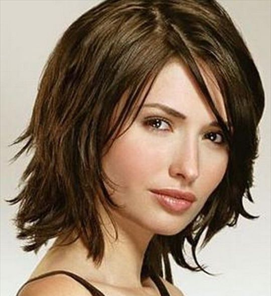 Fantastic 1000 Ideas About Medium Layered Bobs On Pinterest Bob With Hairstyle Inspiration Daily Dogsangcom