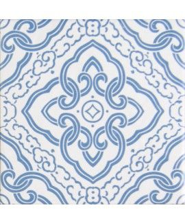 MOROCCAN BLUE 09BL 15X15 - EACH