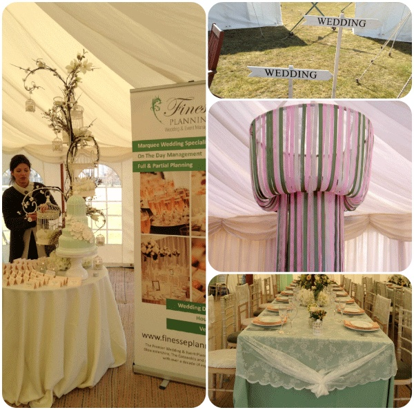 White Crafts Wedding Blog - wedding styling Finesse Planning products House of Bunting UK