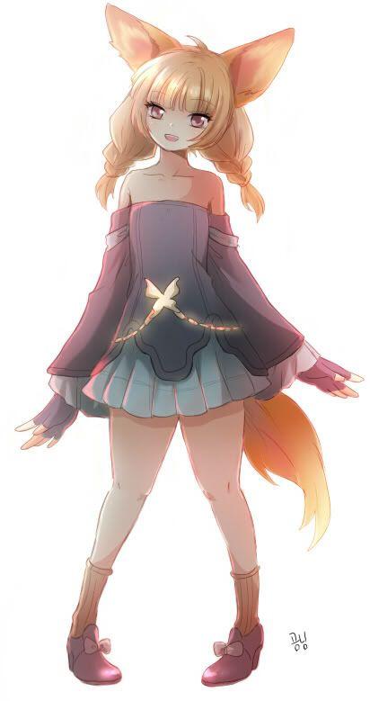 Striped Thigh Highs Anime Girl Wallpaper 119 Best Tera Images On Pinterest Concept Art
