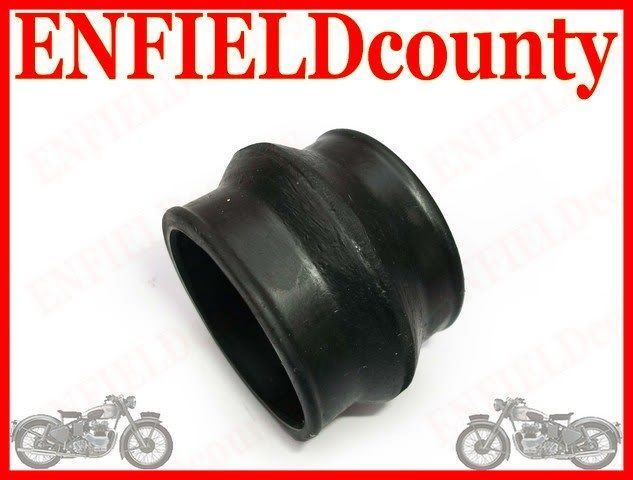 ROYAL ENFIELD AIR FILTER TO CARB CONNECTING TUBE 141829