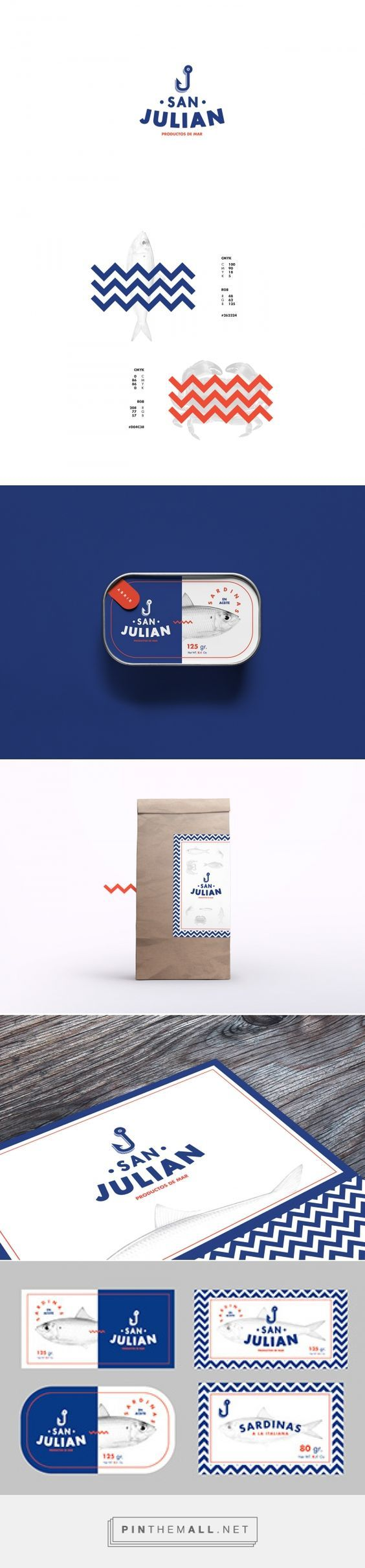 San Julian Branding on Behance | Fivestar Branding – Design and Branding Agency & Inspiration Gallery