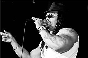 Melle Mel (Melvin Glover) (May 15, 1961) American rapper and songwriter, o.a. known from Grandmaster Flash & Furious Five.