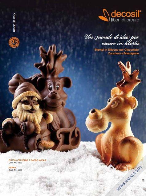 decosil News Natale 2010