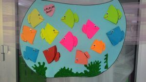 Aquarium craft idea for kids | Crafts and Worksheets for Preschool,Toddler and Kindergarten