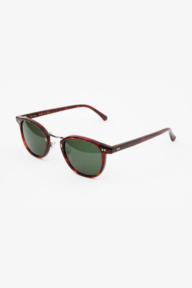 R.T.CO Sunglasses Passerine - aruba /// COMERC STORE