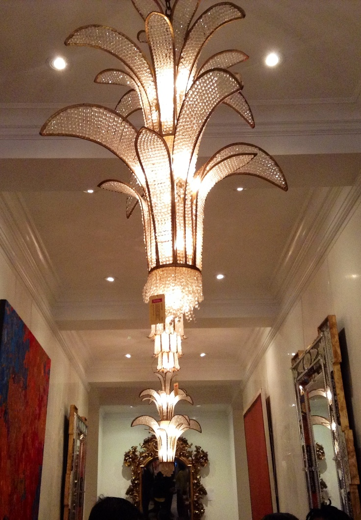 Antique chandeliers at Newell Antiques in NYC - 8 Best Lights Images On Pinterest Outdoor Lighting, Wall Sconces