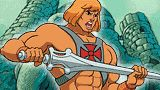 """He-Man.  """"I HAVE THE POWER"""""""