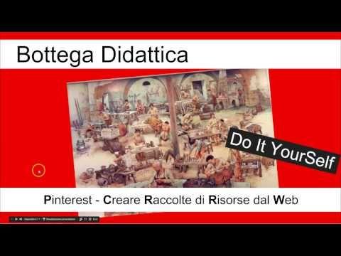 video tutorial - come si usa Pinterest? - 2^ parte - YouTube