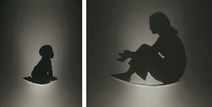 stín postavy - Hledat Googlem