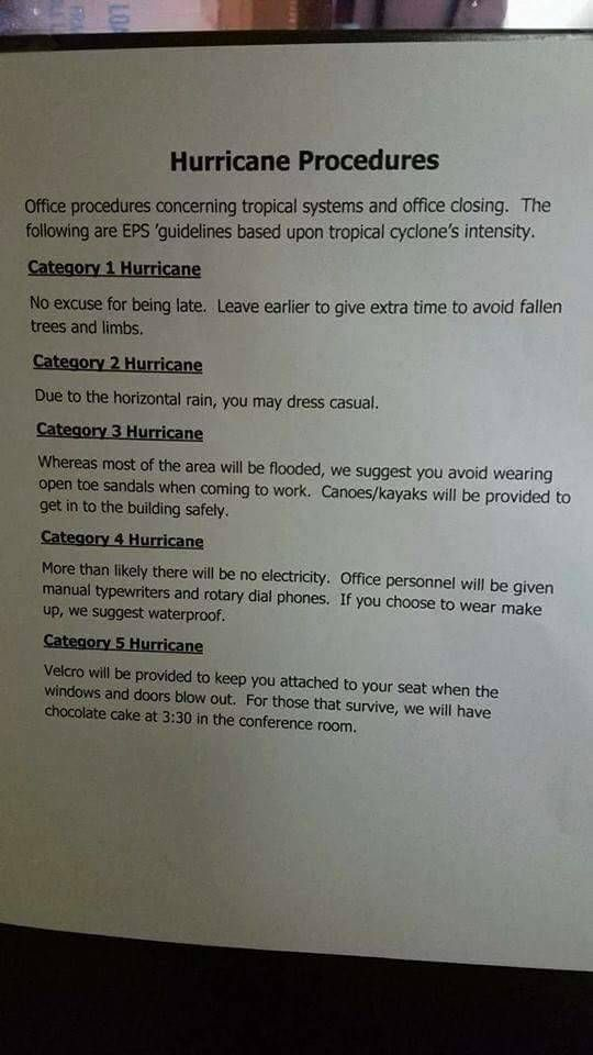 20 Hurricane Memes for Floridians Those bottles are a good warning system that all hell is about to go down. Jim only goes to the parts where the threat is biggest. Holy cow! They're going to stay on the beach, damn it. Weather Channel and local news all day. That's where we're at now with …