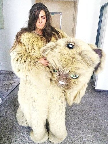 girl in mascot costume unmasked - Google Search