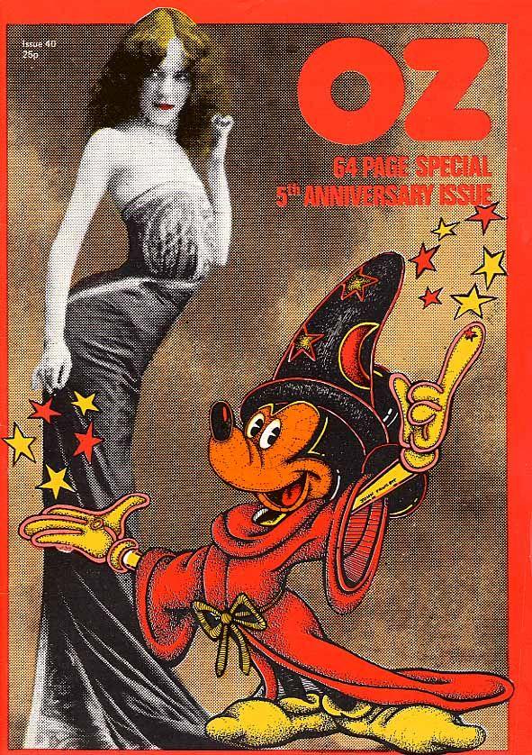 OZ Magazine covers - M̲elt